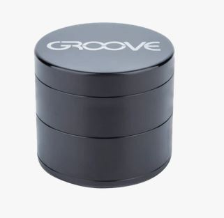 Groove by Aerospaced 4 Piece Metal Grinder - Vaporizer Vendor