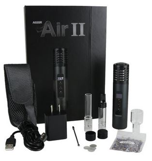Arizer Air 2 Vaporizer - Vaporizer Vendor