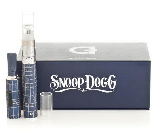 Snoop Dogg G Pen Vaporizer + Free Grinder , Dry Herb - Grenco Science, WeedShop  - 1