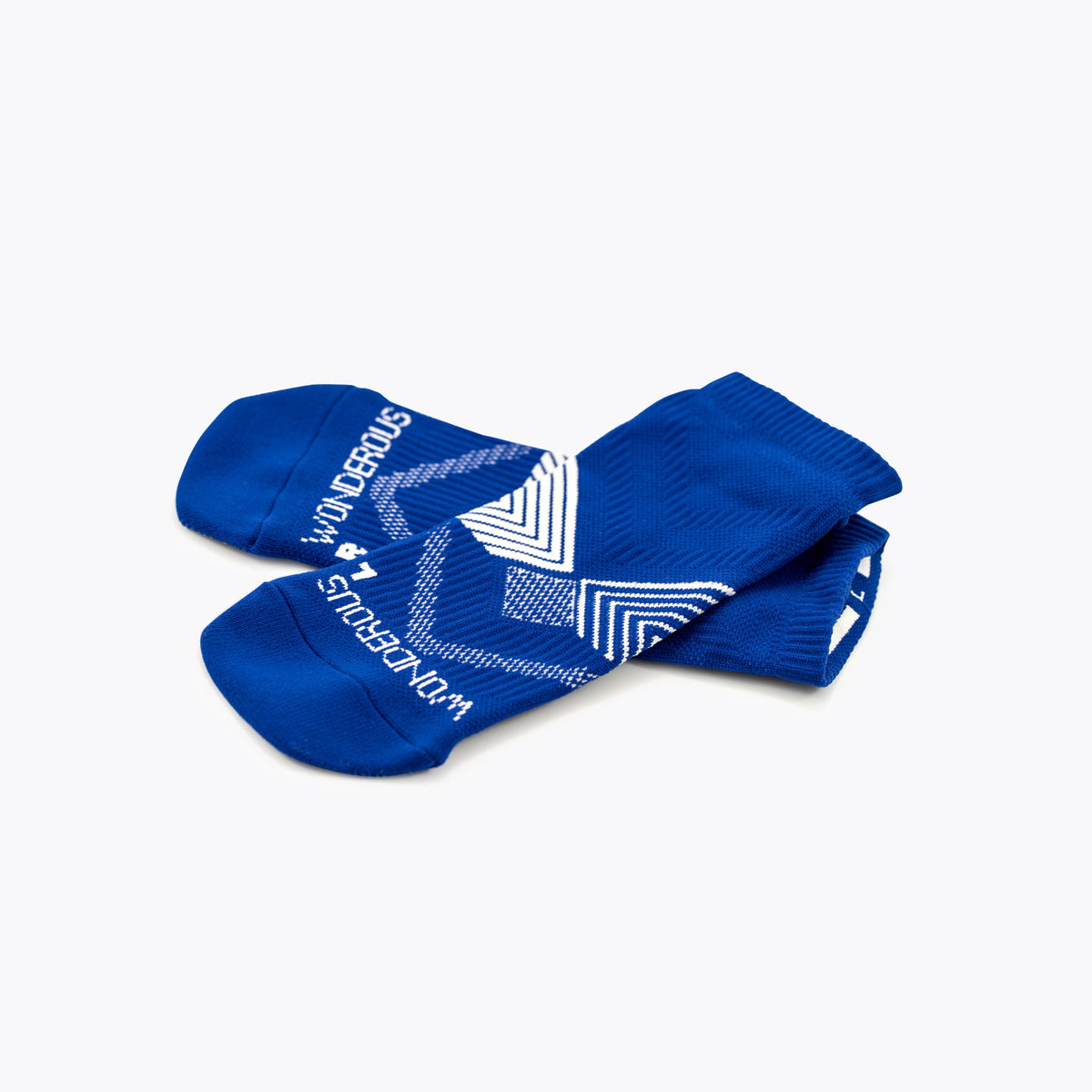 Athletic Royal Blue Socks