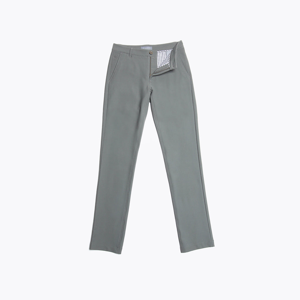 Slate Grey Chino Pants
