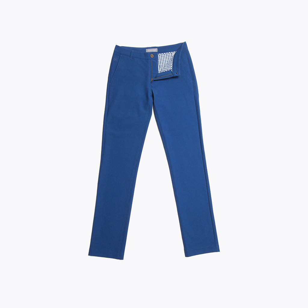 Royal Blue Chino Pants