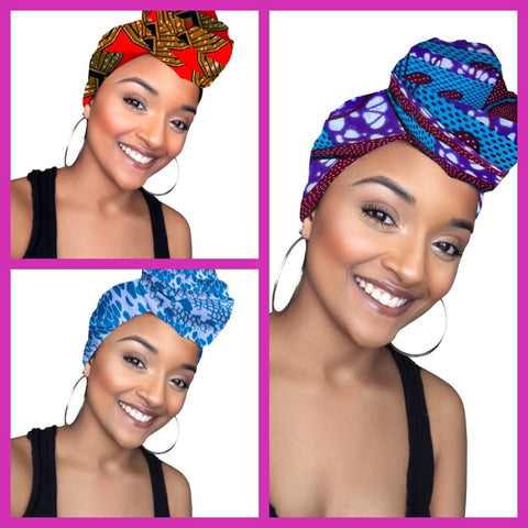 Monthly Headwrap Box