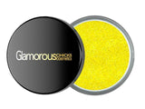 Diamond Glitter Lemon Yellow - Glamorous Chicks Cosmetics