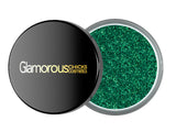 Diamond Glitter Emerald Green - Glamorous Chicks Cosmetics