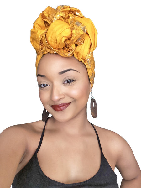 Default type -  - Whitney Headwrap - Glamorous Chicks Cosmetics - 2