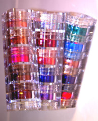 2 Best Selling Glamorous Chicks Cosmetics 5 Stacks (10 colors) - Glamorous Chicks Cosmetics