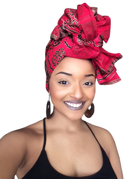 Default type -  - Beyanca Headwrap - Glamorous Chicks Cosmetics - 2
