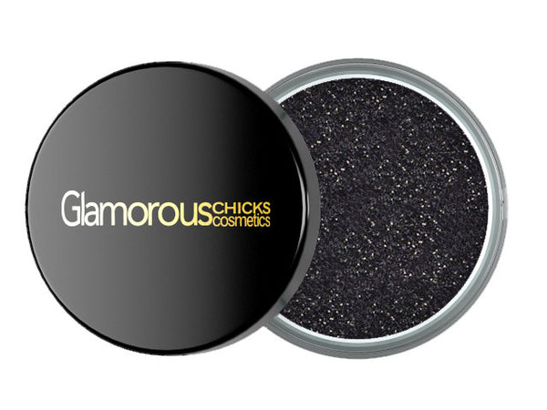 Diamond Glitter Black - Glamorous Chicks Cosmetics