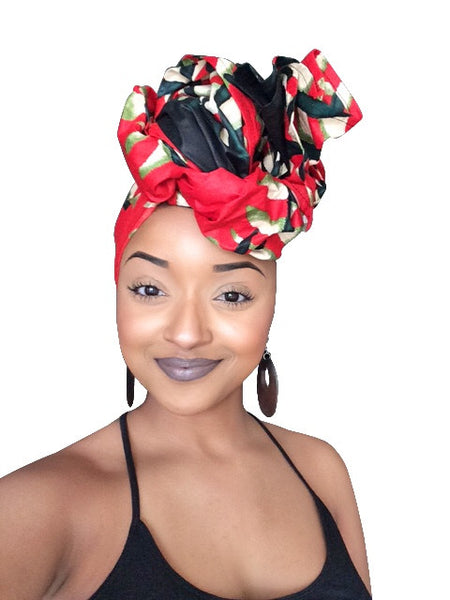 Default type -  - Hannah Headwrap - Glamorous Chicks Cosmetics - 5