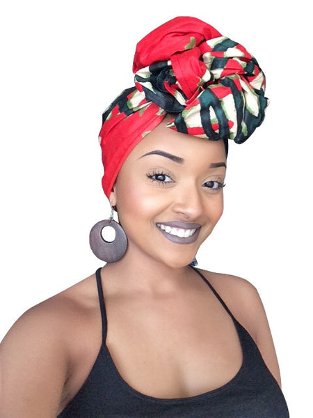Default type -  - Hannah Headwrap - Glamorous Chicks Cosmetics - 2