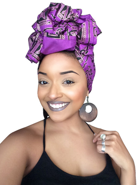 Default type -  - Khari Headwrap - Glamorous Chicks Cosmetics - 3