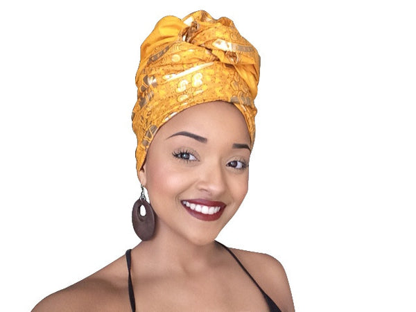 Default type -  - Whitney Headwrap - Glamorous Chicks Cosmetics - 1