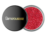 Diamond Glitter Ruby (Red Glitter) - Glamorous Chicks Cosmetics