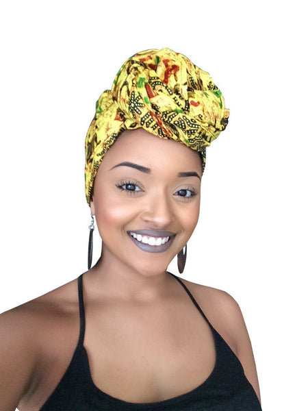 Default type -  - Adanna headwrap - Glamorous Chicks Cosmetics - 2