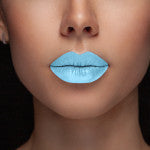 Blue Raspberry Lipstick - Glamorous Chicks Cosmetics