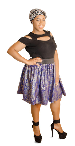 SKIN & HAIR CARE -  - Miranda  African Skirt - Glamorous Chicks Cosmetics - 1