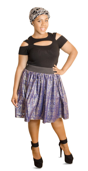 SKIN & HAIR CARE -  - Miranda  African Skirt - Glamorous Chicks Cosmetics - 2