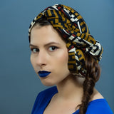 Greek Goddess Head wrap - Glamorous Chicks Cosmetics