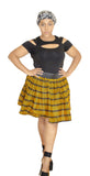 SKIN & HAIR CARE -  - Opra African Mini Skirt - Glamorous Chicks Cosmetics - 2