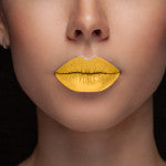 Lemon Drop Yellow Lipstick - Glamorous Chicks Cosmetics