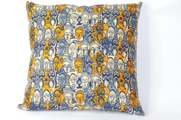 -  - African Royalty Print pillows - Glamorous Chicks Cosmetics - 1