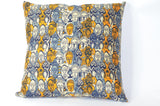 -  - African Royalty Print pillows - Glamorous Chicks Cosmetics - 2