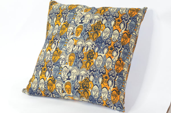 -  - African Royalty Print pillows - Glamorous Chicks Cosmetics - 3