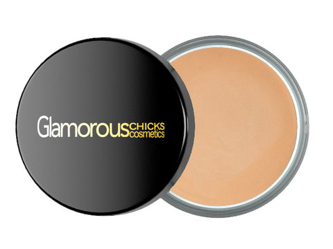 Eyes -  - Glamorous Chicks Cosmetics 24 hour stay Eye Shadow Primer/Glitter Eye Shadow Primer - Glamorous Chicks Cosmetics - 1