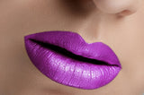 Forbidden Fruit Metallic liquid lipstick  - Water proof, Smudge proof, transfer proof,  and 24 hour stay Matte Liquid lipstick