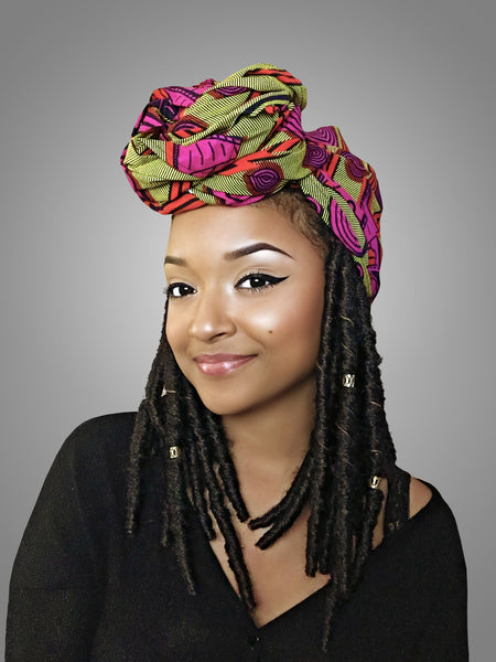 Default type -  - Kiani Bestselling Head wrap - Glamorous Chicks Cosmetics