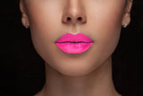 Fuzion Pink Semi Matte Pink Liquid Lips - Glamorous Chicks Cosmetics