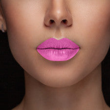 Little Bow Pink Pink Semi Matte Gloss Lipstain - Glamorous Chicks Cosmetics