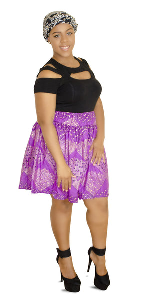 SKIN & HAIR CARE -  - Mya African Mini Skirt - Glamorous Chicks Cosmetics - 2