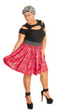 SKIN & HAIR CARE -  - Michelle African Mini Skirt - Glamorous Chicks Cosmetics - 2