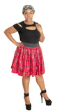 SKIN & HAIR CARE -  - Michelle African Mini Skirt - Glamorous Chicks Cosmetics - 3