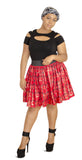 SKIN & HAIR CARE -  - Michelle African Mini Skirt - Glamorous Chicks Cosmetics - 5