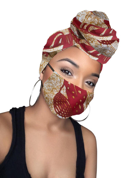 Everest Headwrap and Mask