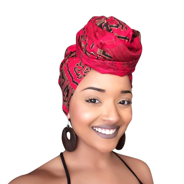 Beyanca Headwrap - Glamorous Chicks Cosmetics