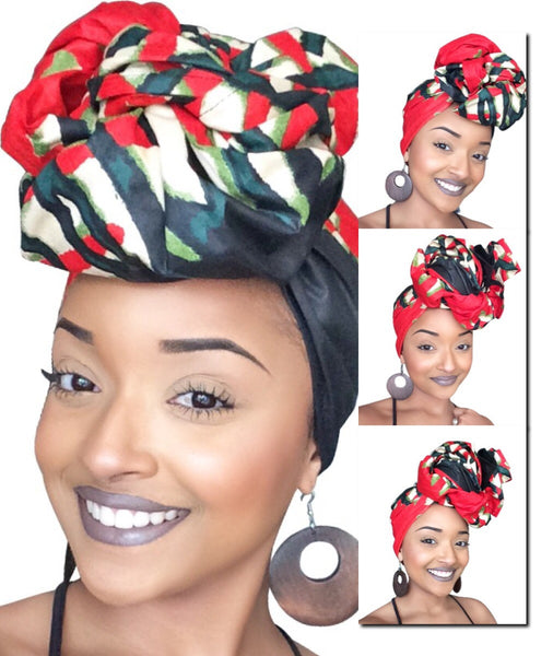 Hannah Headwrap - Glamorous Chicks Cosmetics