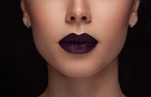 Blackberry Matte Lipstick - Glamorous Chicks Cosmetics