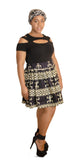 SKIN & HAIR CARE -  - Tara African Mini Skirt - Glamorous Chicks Cosmetics - 1