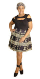 SKIN & HAIR CARE -  - Tara African Mini Skirt - Glamorous Chicks Cosmetics - 2