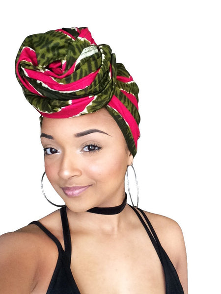Fashionista Headwrap - Glamorous Chicks Cosmetics