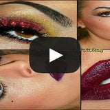 Eyes -  - Diamond Cosmetic Glitter Pink - Glamorous Chicks Cosmetics - 3