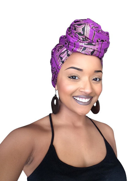 Khari Headwrap - Glamorous Chicks Cosmetics
