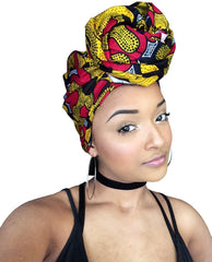 Crystal Headwrap - Glamorous Chicks Cosmetics