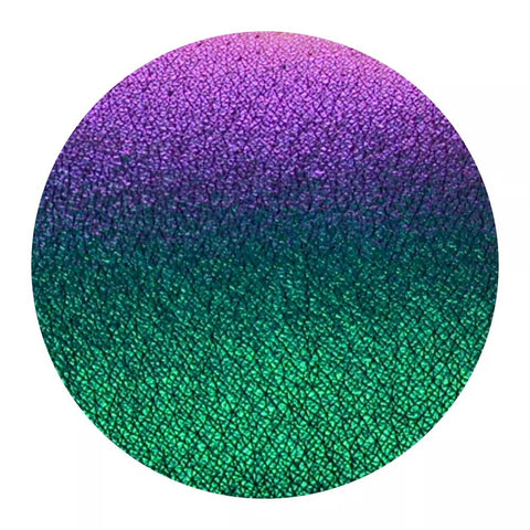 Fantasy multi chrome (dual chrome) pigment