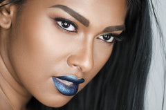 Default type -  - Rythm & Blues metallic matte liquid lipstick  - Water proof, Smudge proof, transfer proof,  and 24 hour stay Matte Liquid lipstick - Glamorous Chicks Cosmetics - 1
