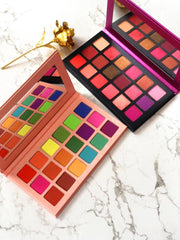Double trouble eyeshadow palette